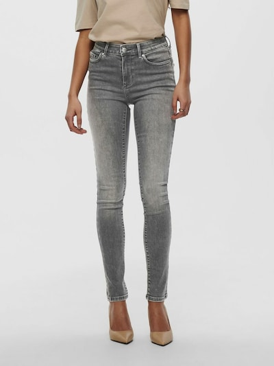 Only Blush Mid Rise Skinny-Jeans