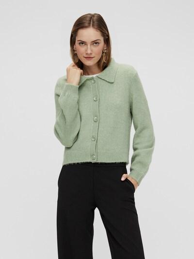 Y.A.S Jade Button Up Langarm Strickjacke