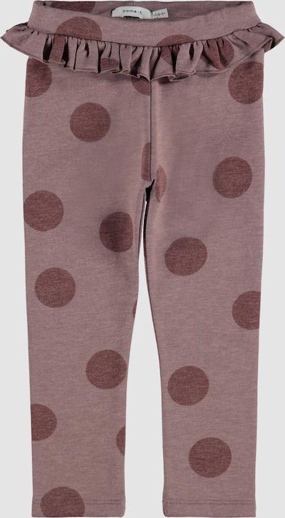 Name it Mini Fria Rüschen Taille Polka Dot Leggings