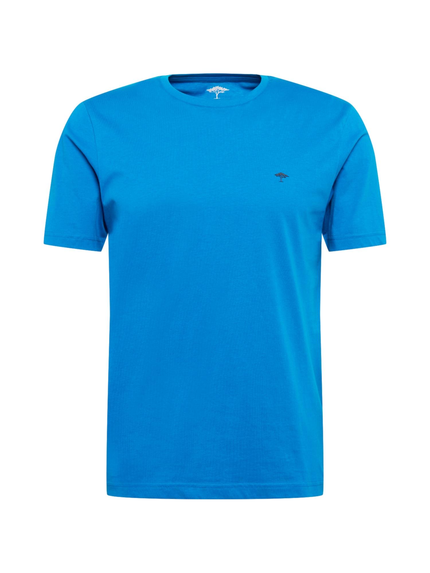 FYNCH-HATTON Marškinėliai mėlyna / juoda