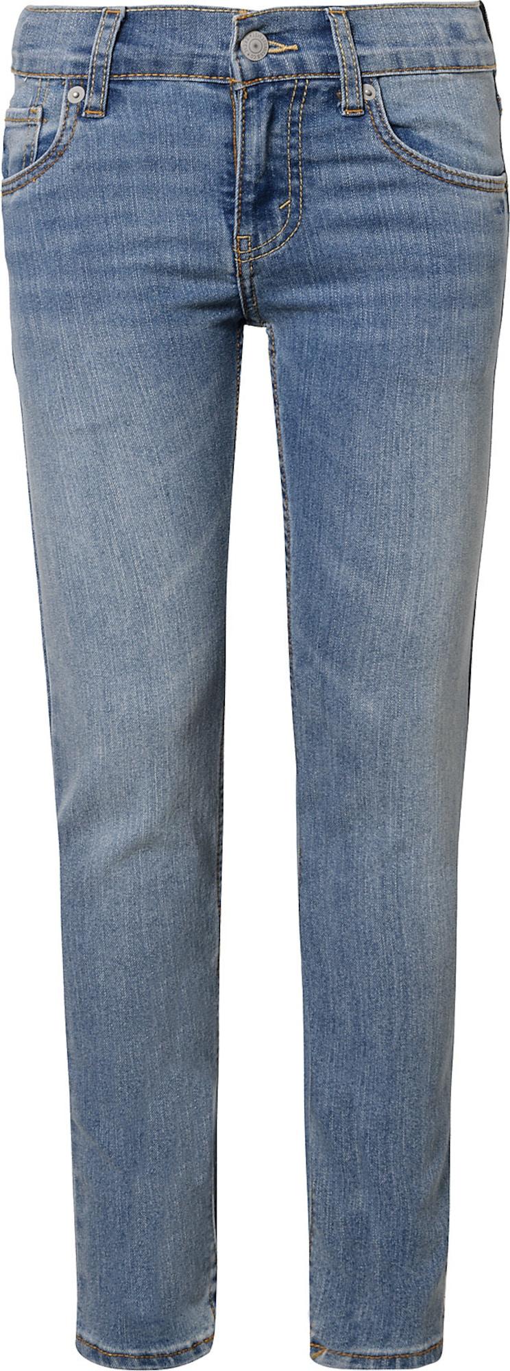 LEVI'S Džíny '510 Skinny'  modrá džínovina