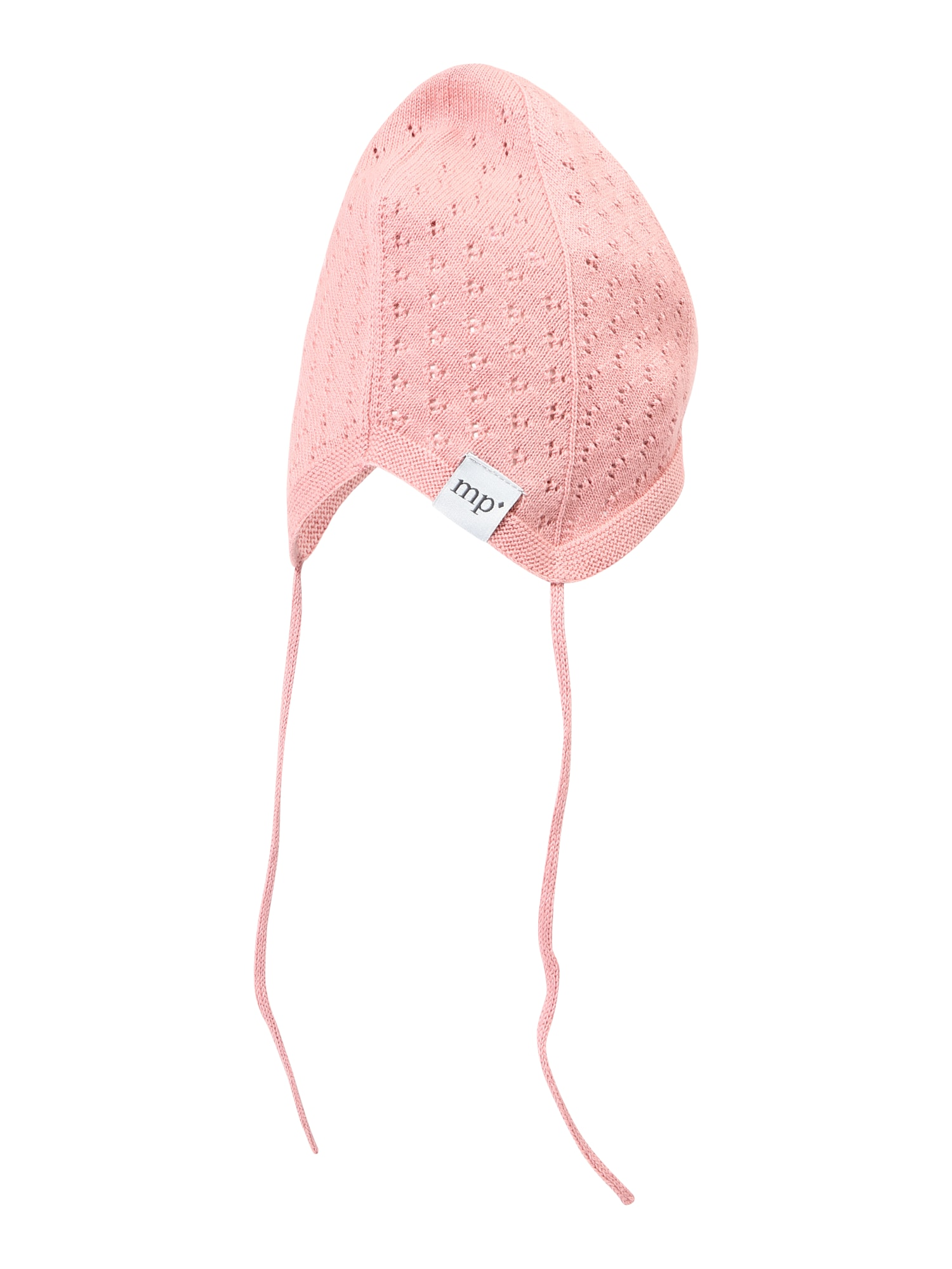mp Denmark Megzta kepurė šviesiai rožinė
