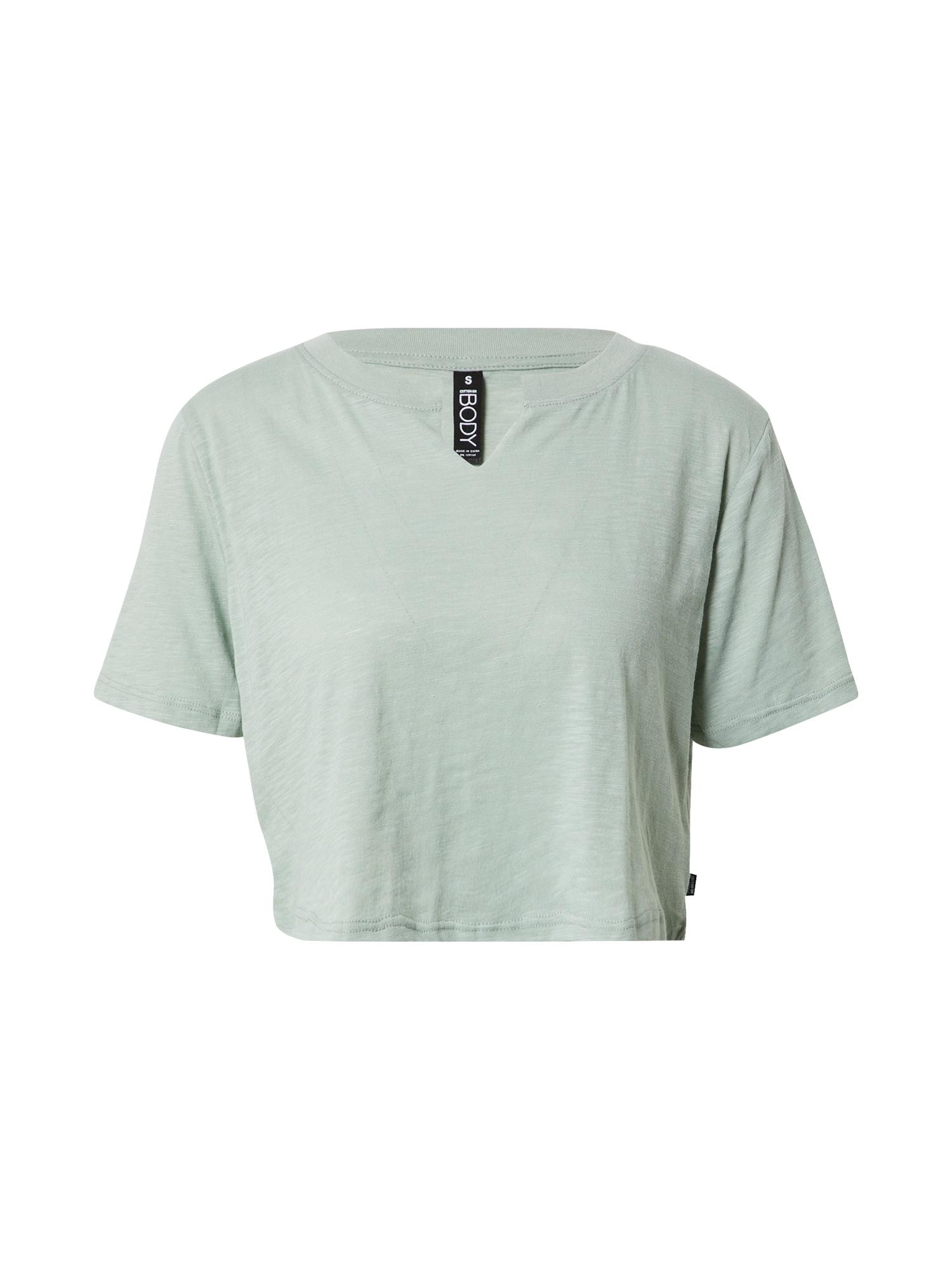 Cotton On Marškinėliai mėtų spalva