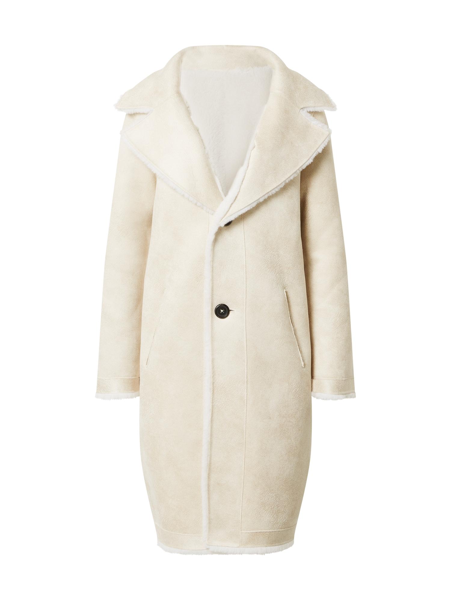 s.Oliver Zimní kabát  krémová