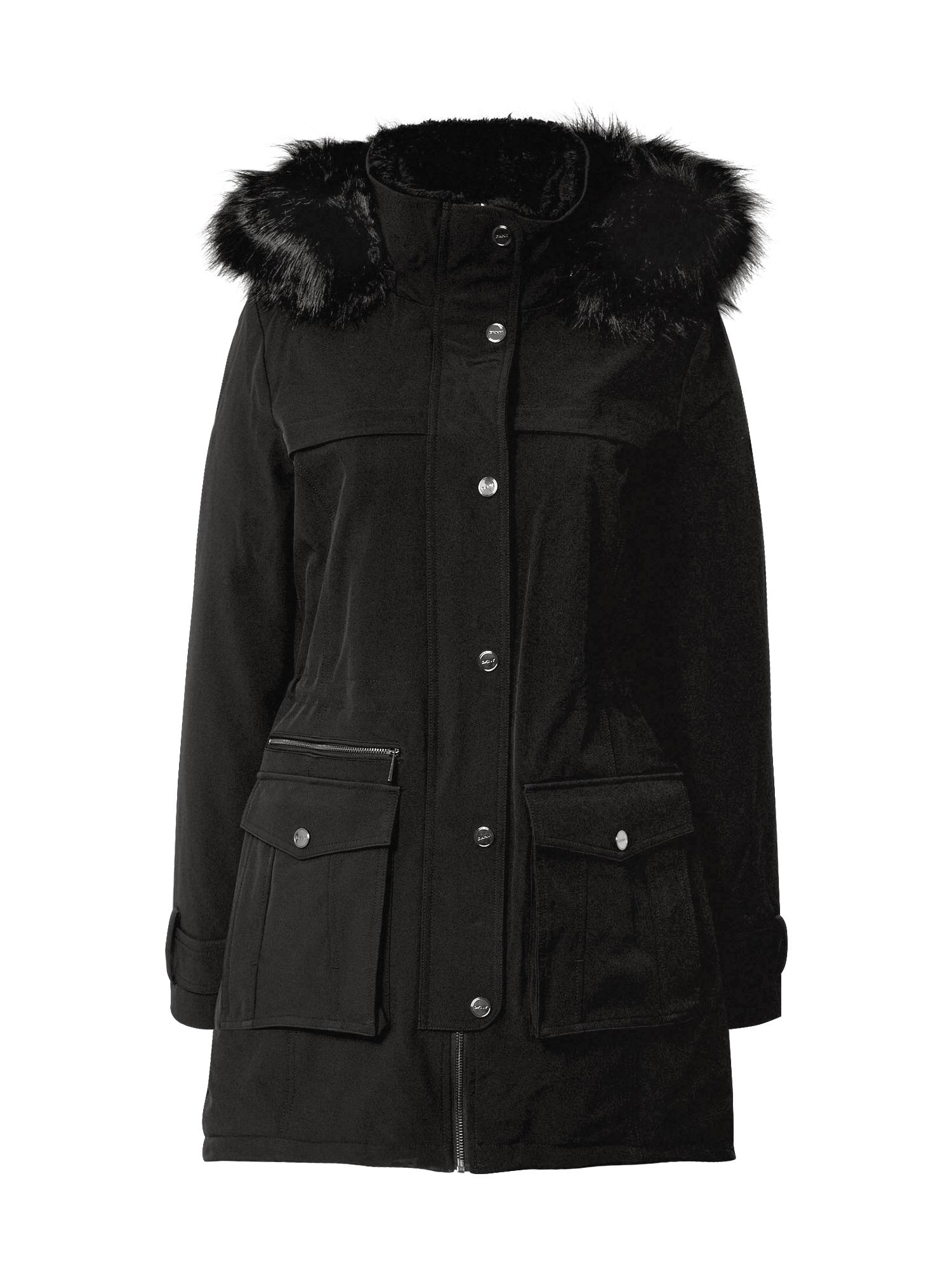 DKNY Rudeninis-žieminis paltas juoda