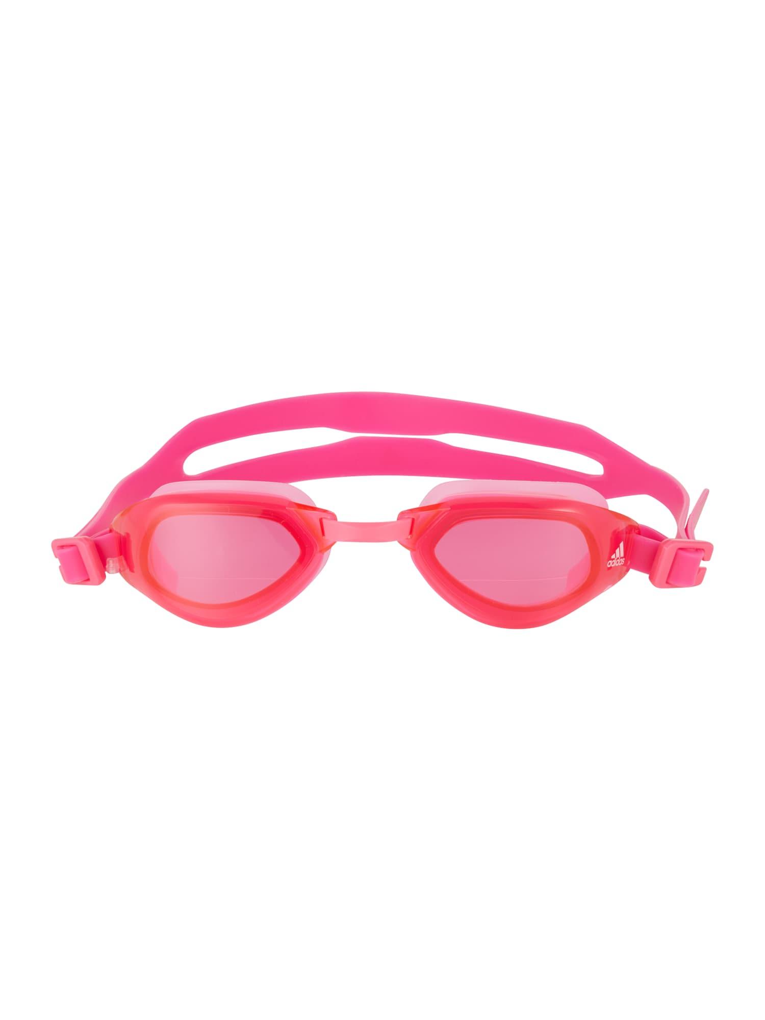 ADIDAS PERFORMANCE Sportiniai akiniai 'PERSISTAR' rožinė