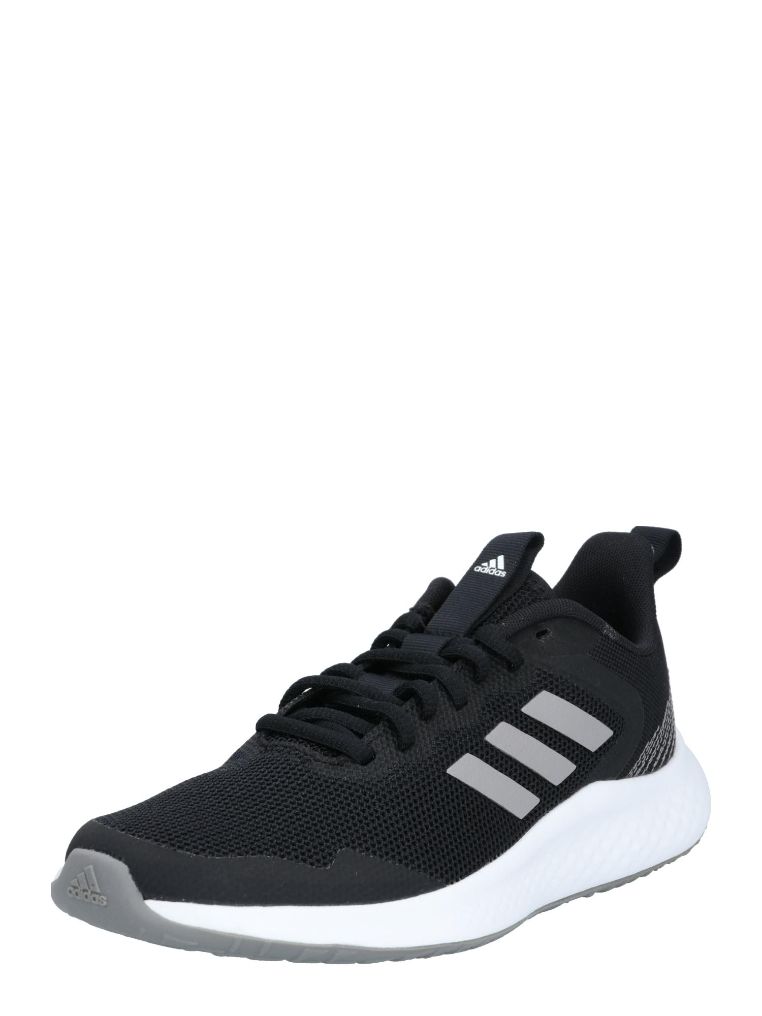 ADIDAS PERFORMANCE Běžecká obuv 'Fluidstreet'  černá