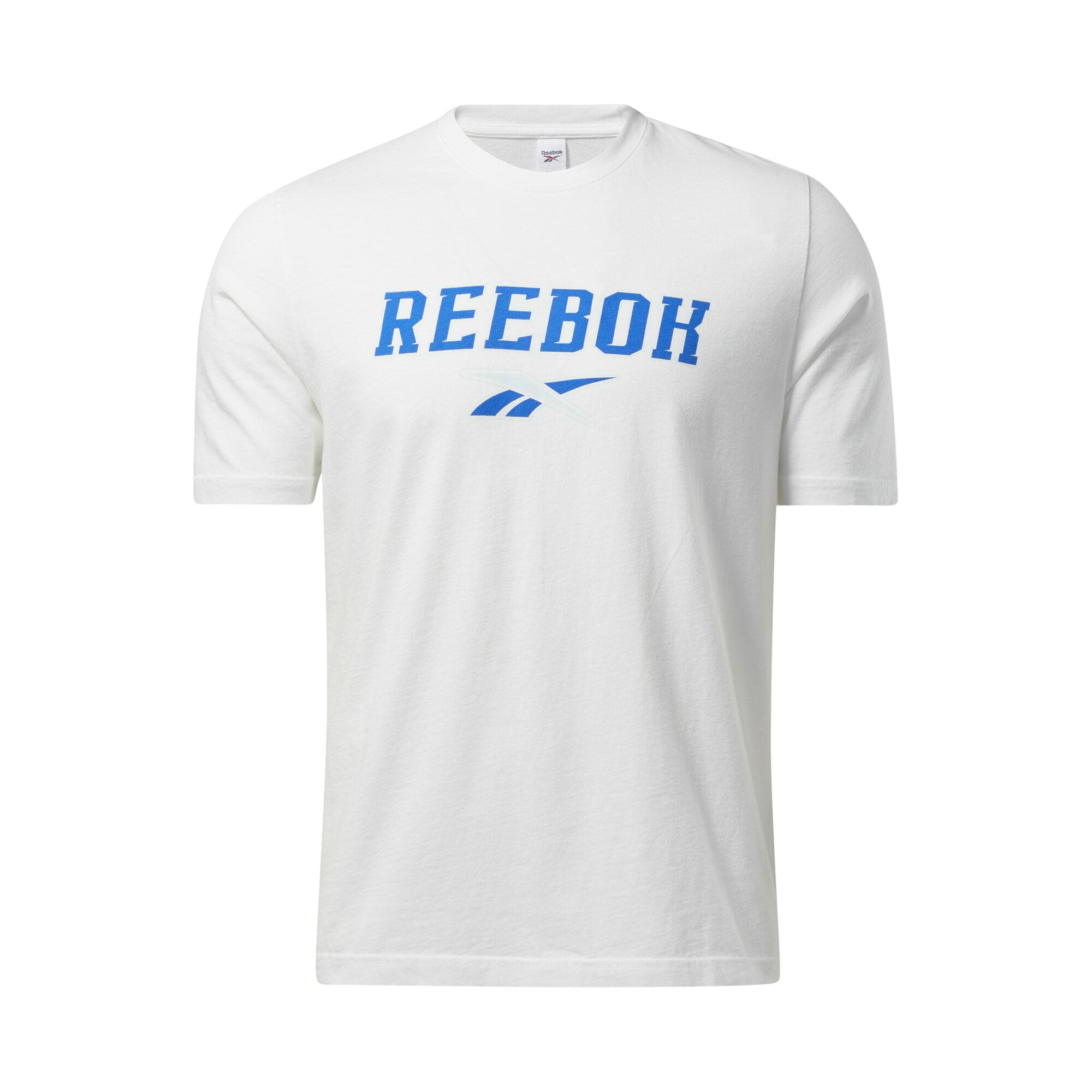 "Reebok Classics Marškinėliai balta / sodri mėlyna (""karališka"")"
