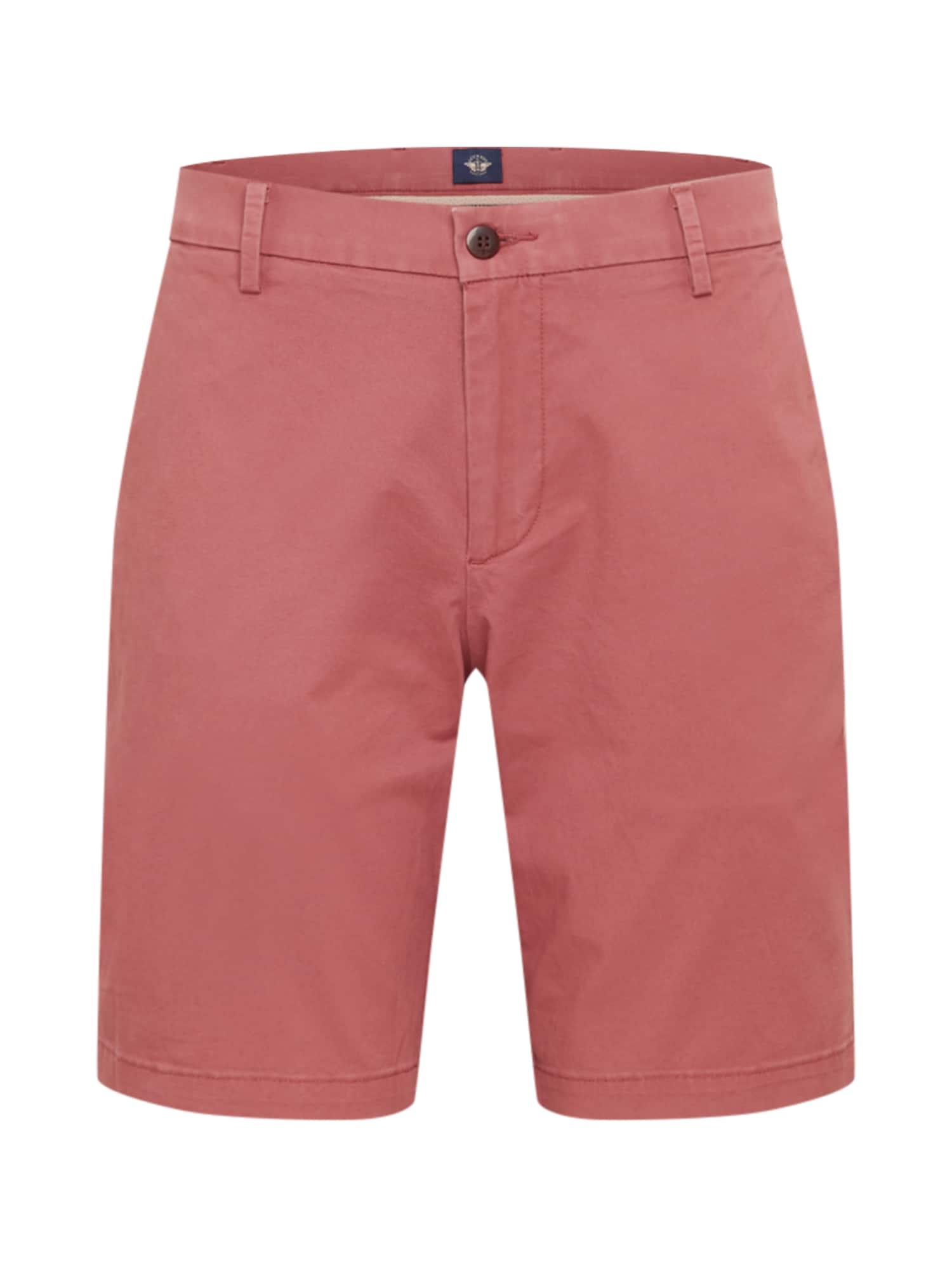 """Dockers """"Chino"""" stiliaus kelnės raudona"""