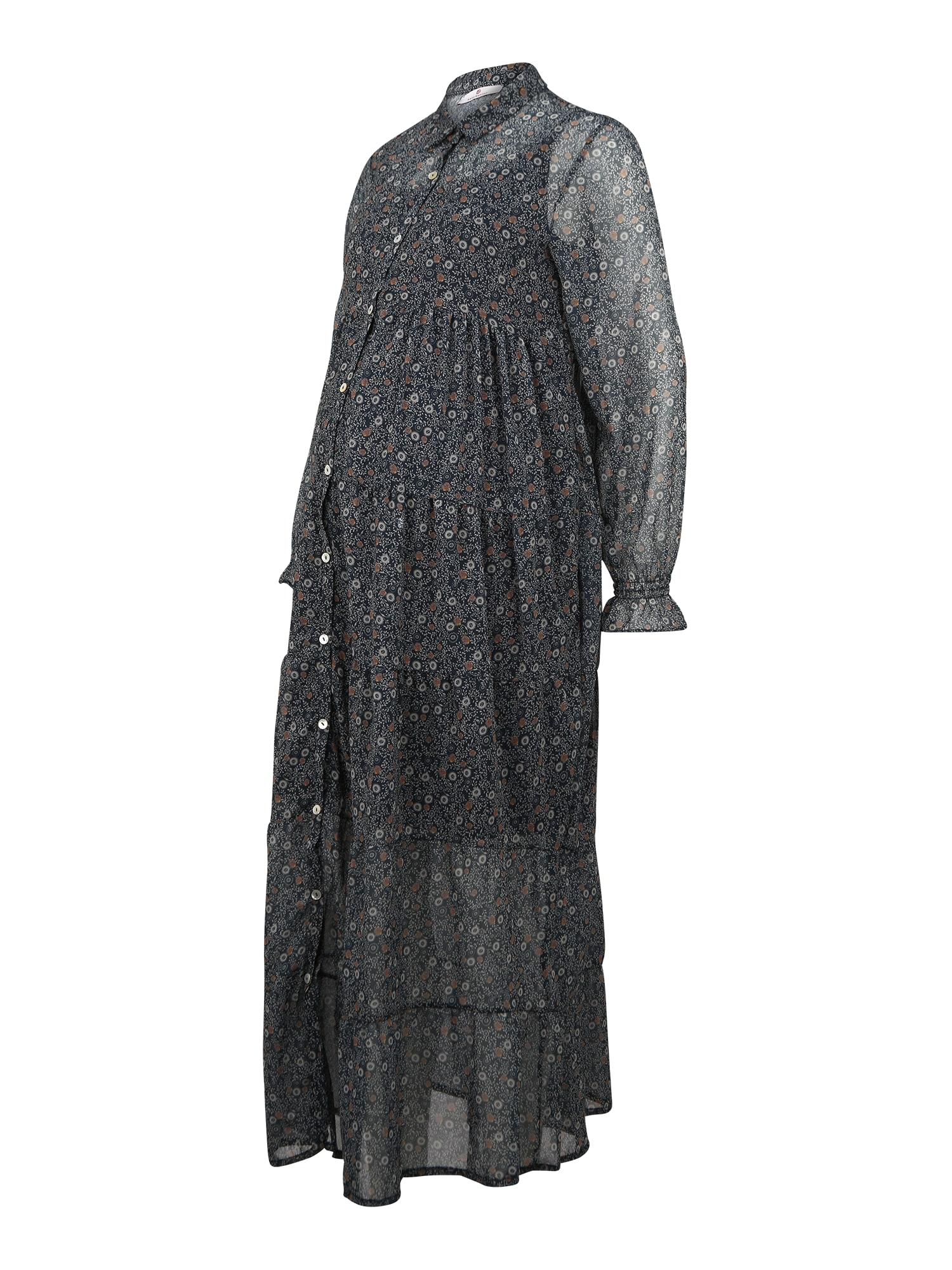 BELLYBUTTON Palaidinės tipo suknelė pilka