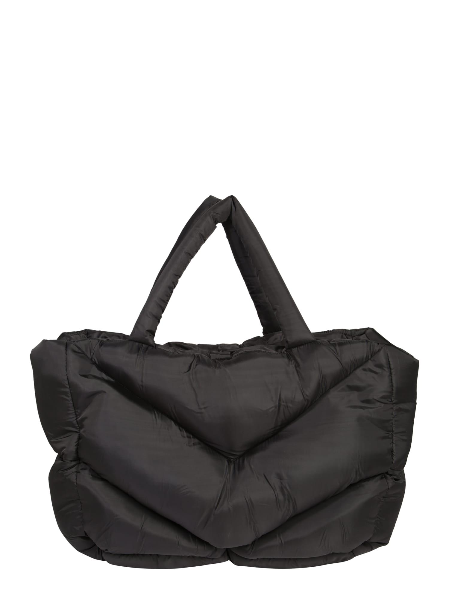 SELECTED FEMME Nákupní taška 'CLARA'  černá
