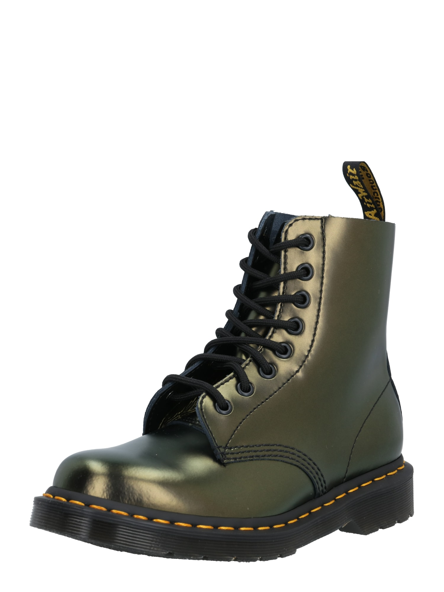 Dr. Martens Suvarstomieji kulkšnis dengiantys batai