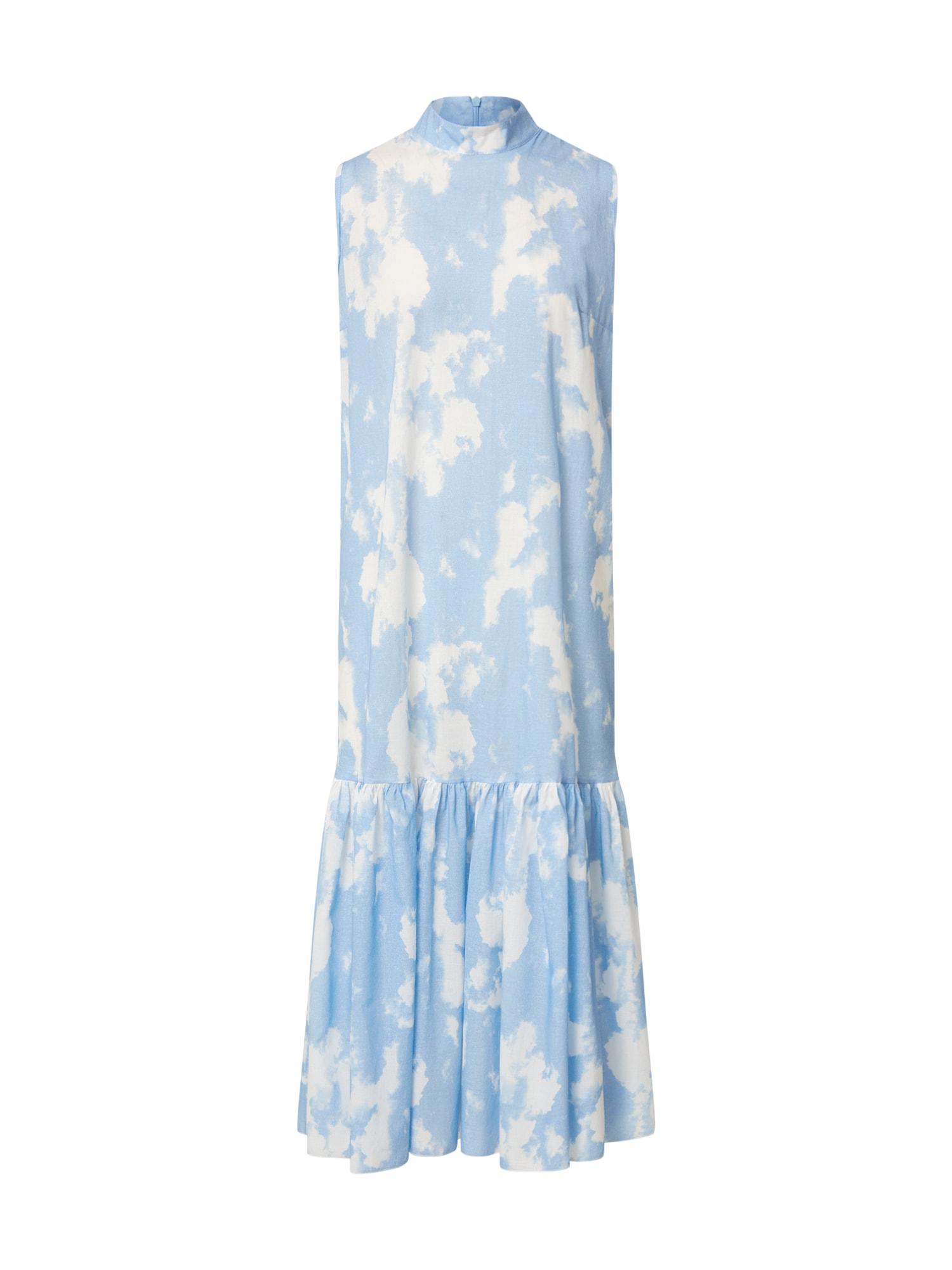 Liebesglück Suknelė balta / mėlyna