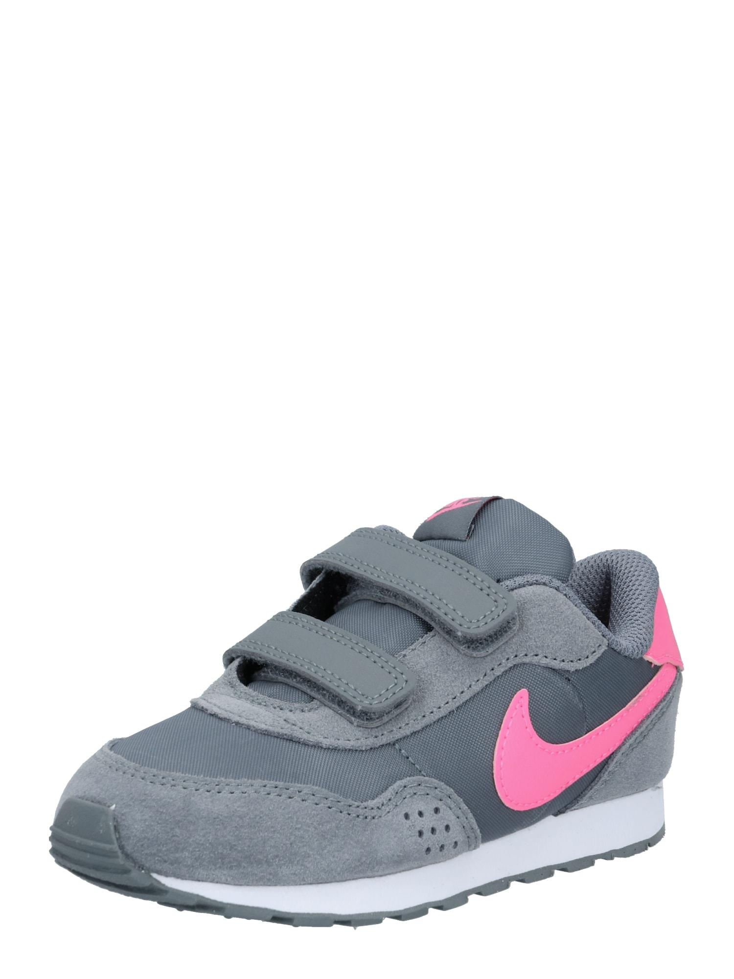 Nike Sportswear Sportbačiai pilka / rožių spalva