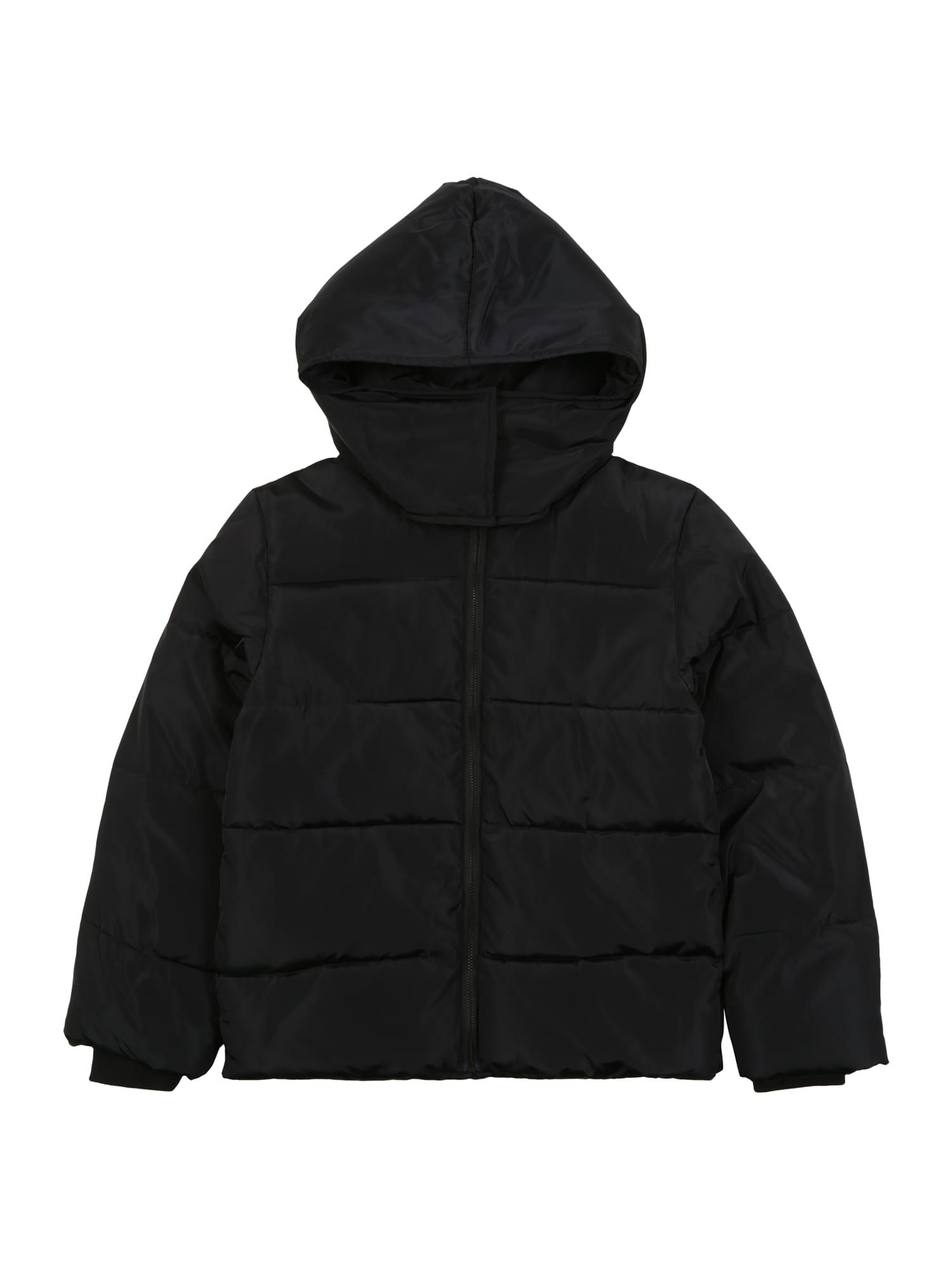 LMTD Žieminė striukė juoda