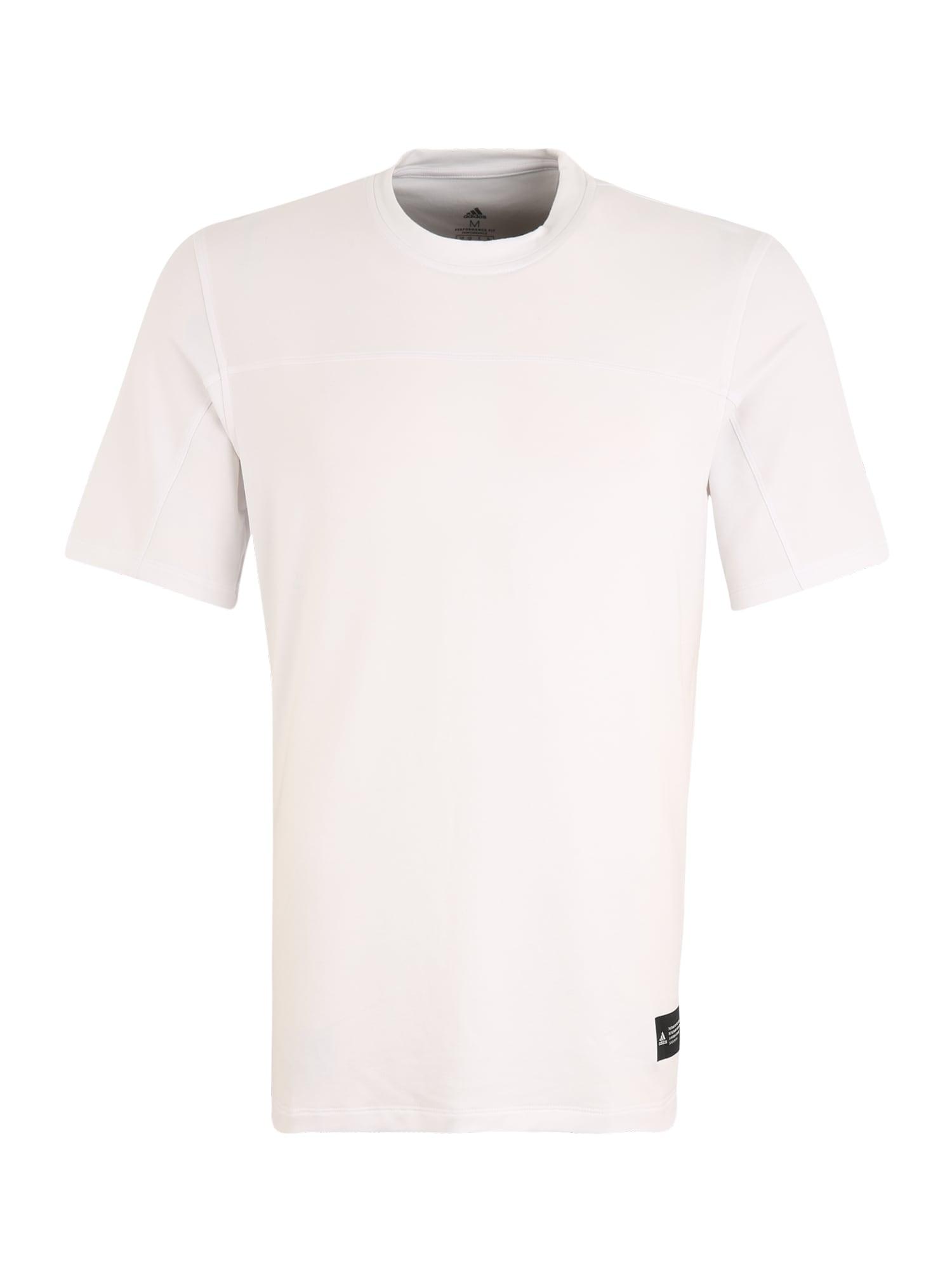 ADIDAS PERFORMANCE Sportiniai marškinėliai 'TKO TEE' balta