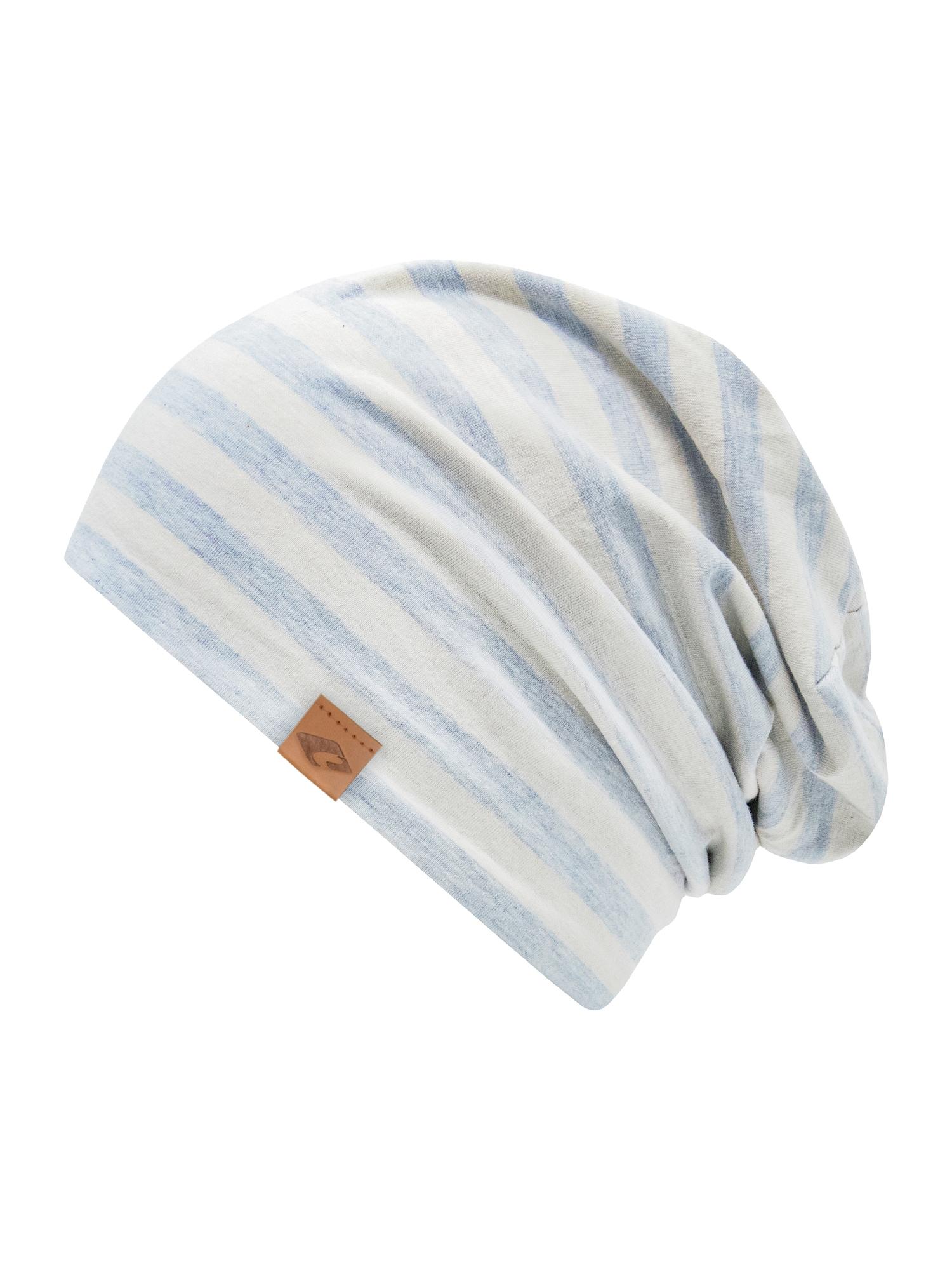 chillouts Megzta kepurė balta / mėlyna