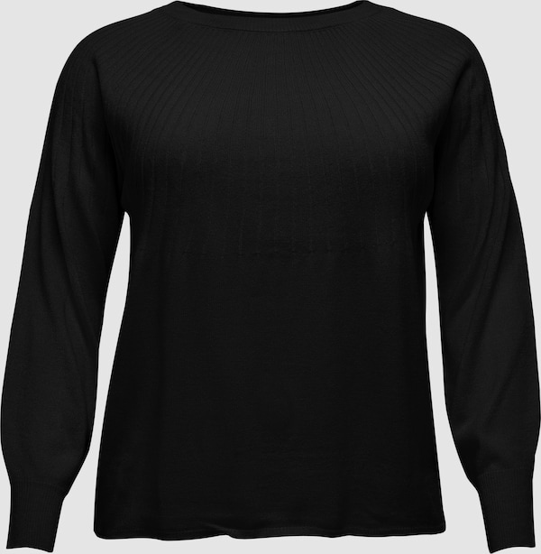 Only Carmakoma Langarm-Pullover Strickpullover
