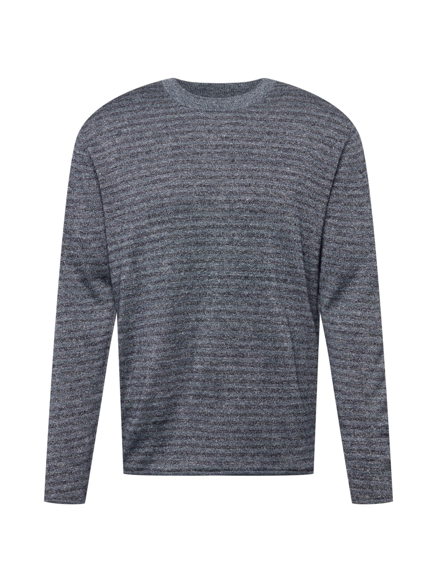 ICEBREAKER Sportinis megztinis margai mėlyna / tamsiai mėlyna jūros spalva