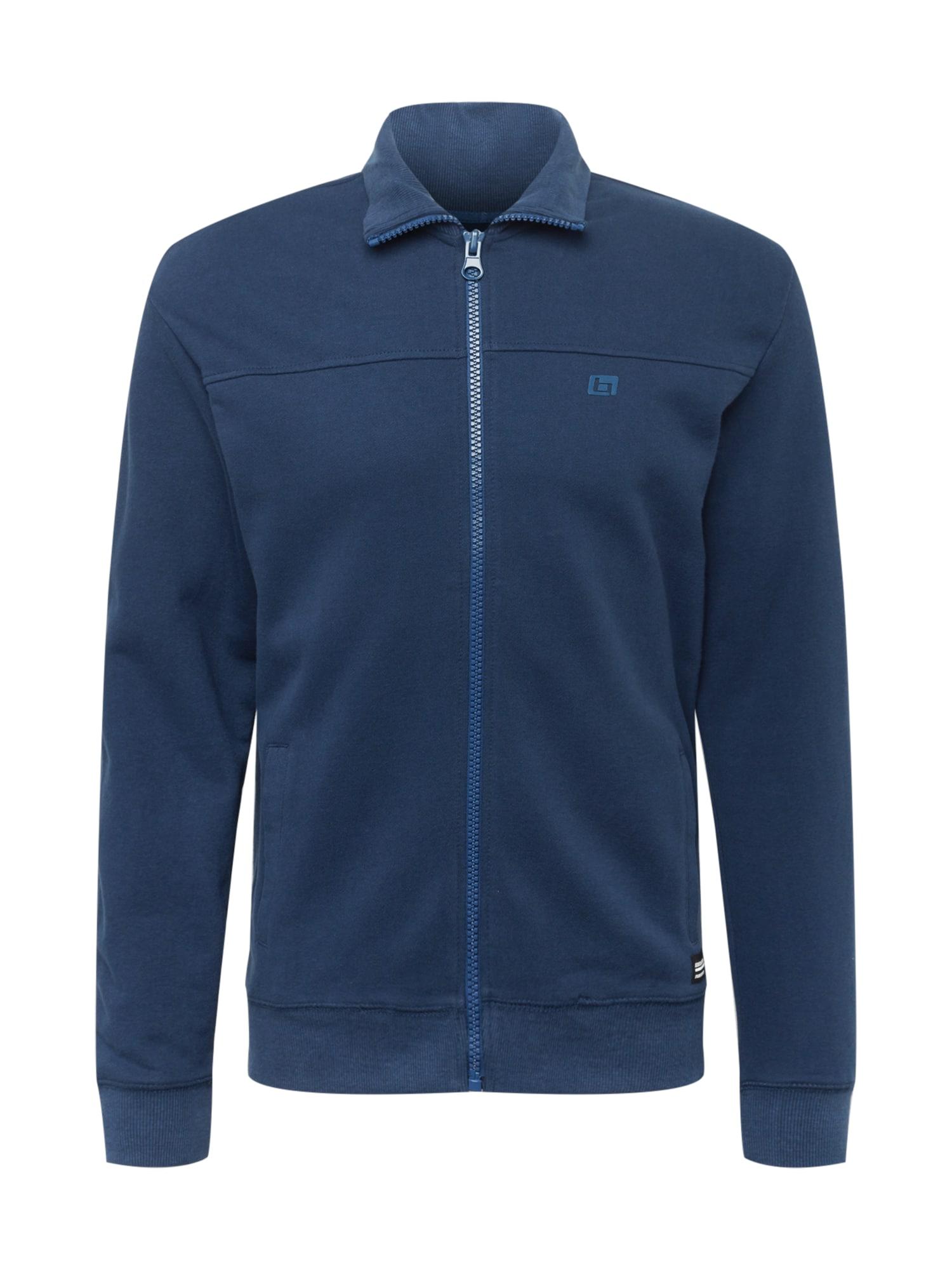 BLEND Džemperis tamsiai mėlyna