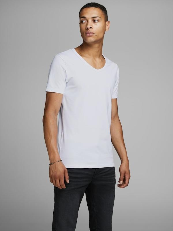 Shirt 'BASIC V-NECK TEE S/S NOOS'