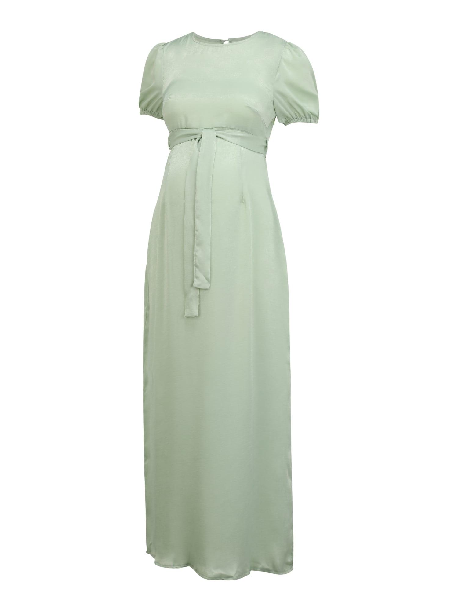 Missguided Maternity Vakarinė suknelė nendrių spalva