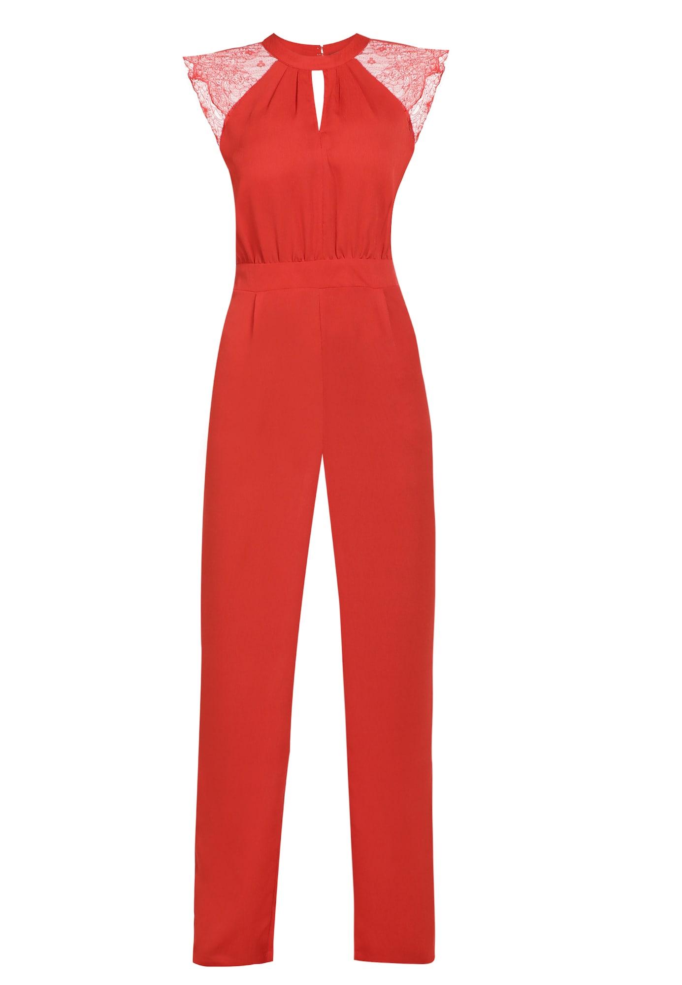 faina Vienos dalies kostiumas šviesiai raudona