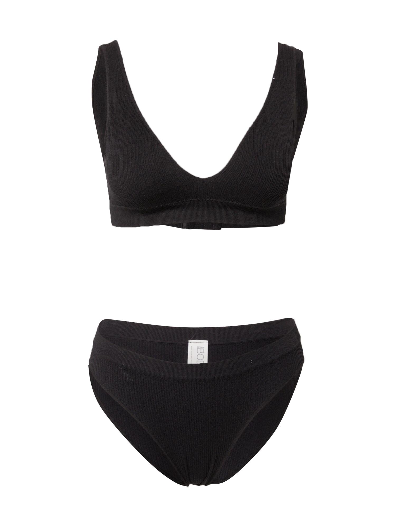 Cotton On Bikinis juoda