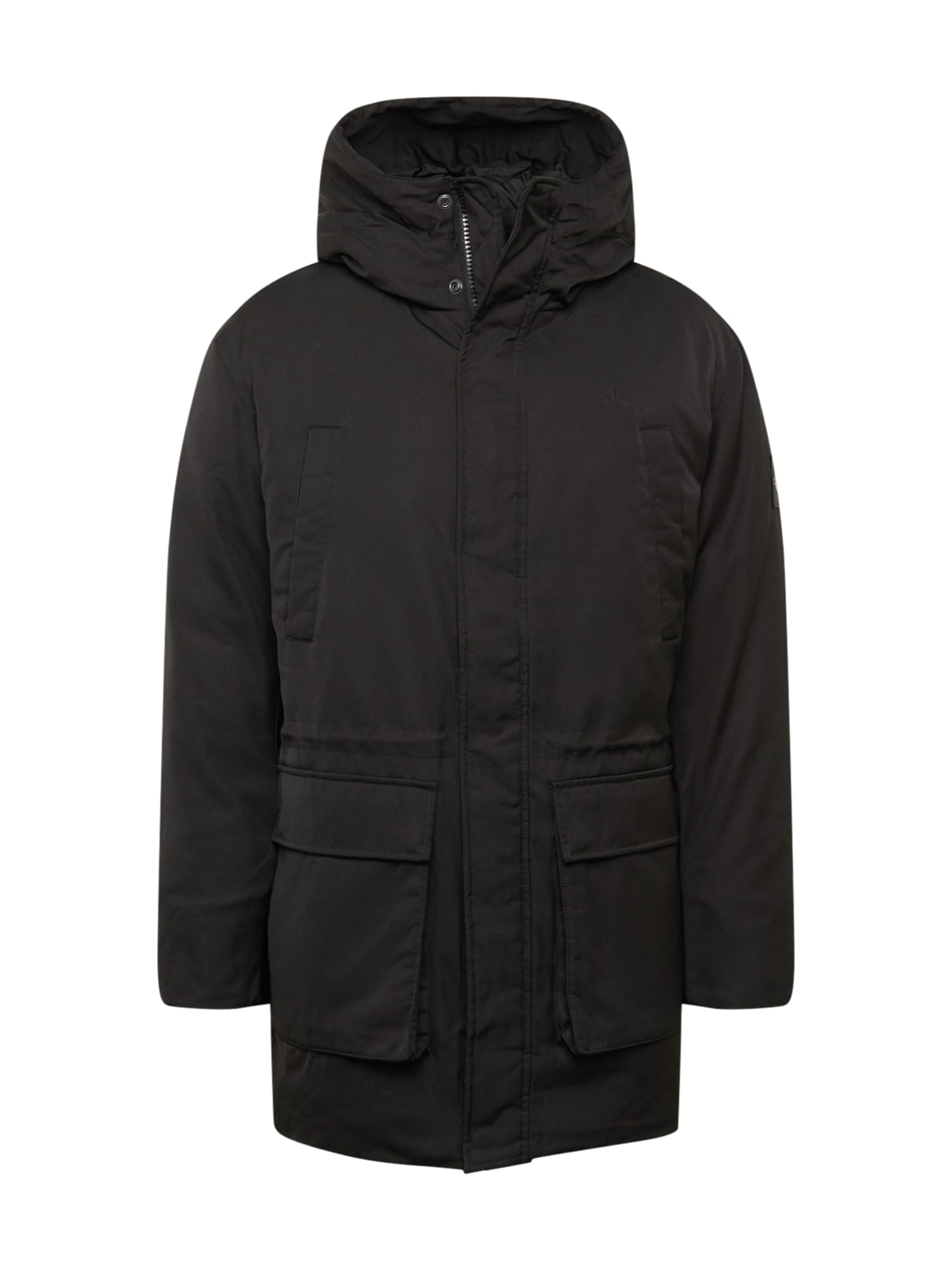 Calvin Klein Jeans Žieminė parka juoda