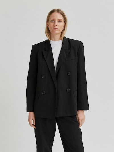 Selected Femme Flow Double Breasted Langarm-Blazer