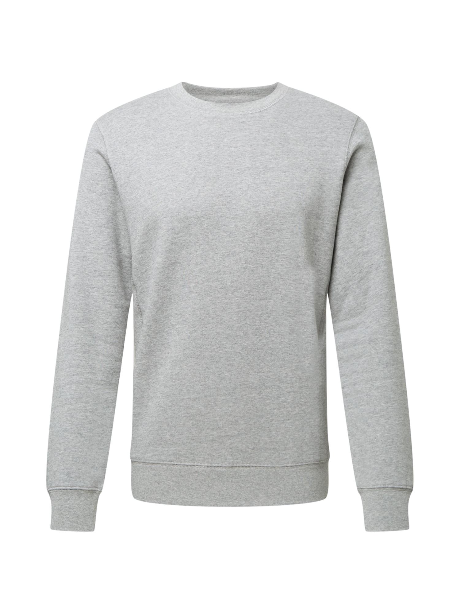 By Garment Makers Megztinis be užsegimo šviesiai pilka