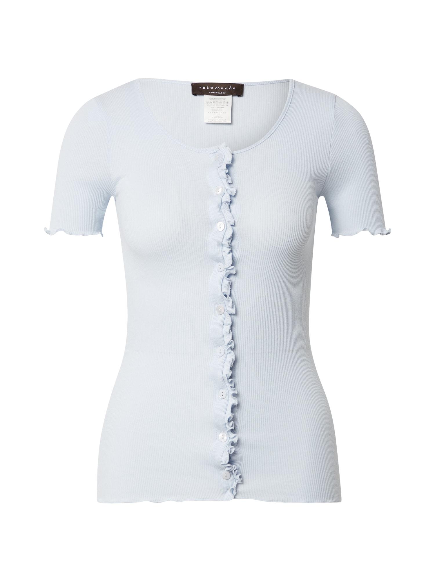 rosemunde Marškinėliai azuro