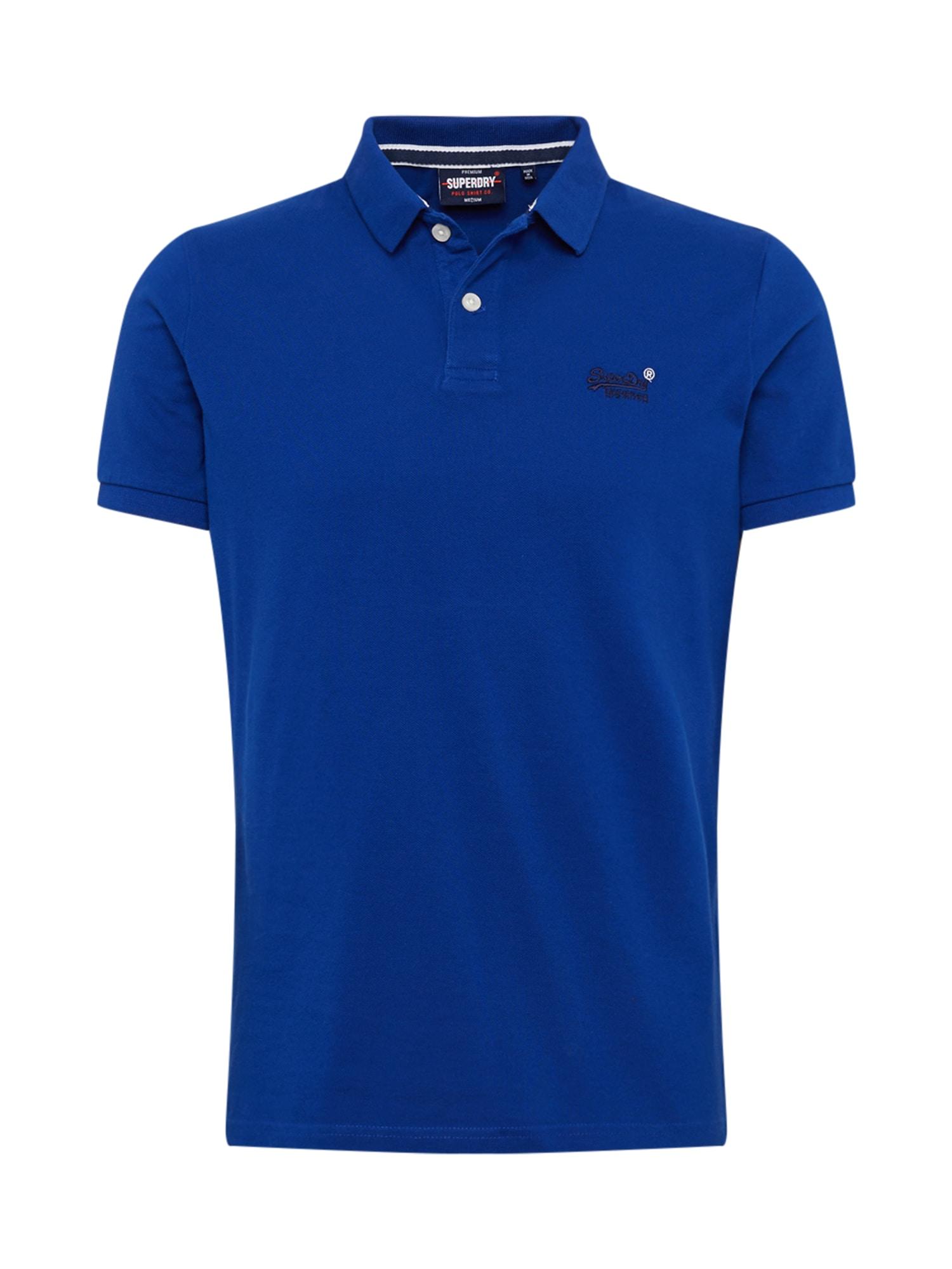 "Superdry Marškinėliai sodri mėlyna (""karališka"")"