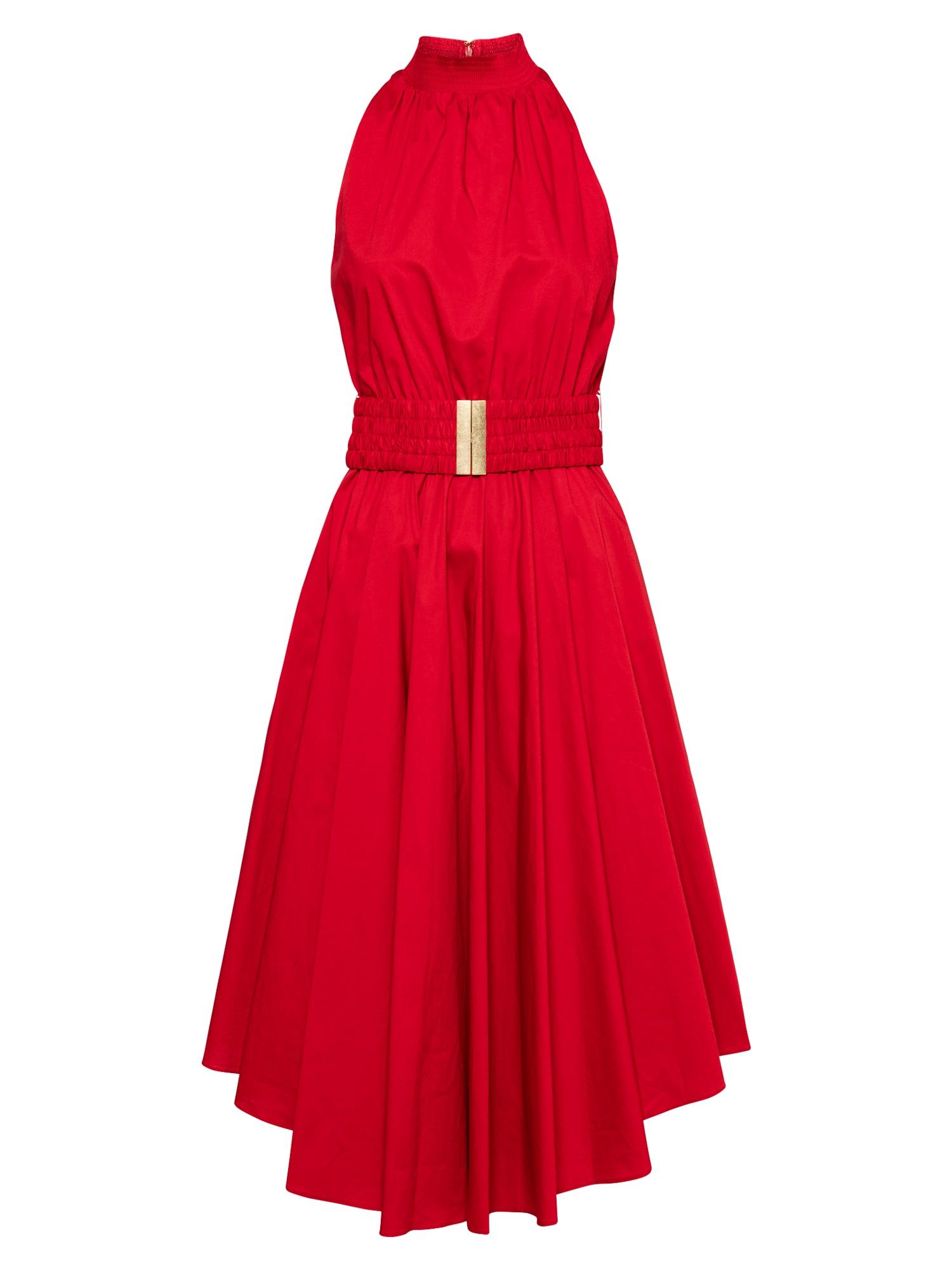 MICHAEL Michael Kors Kokteilinė suknelė raudona
