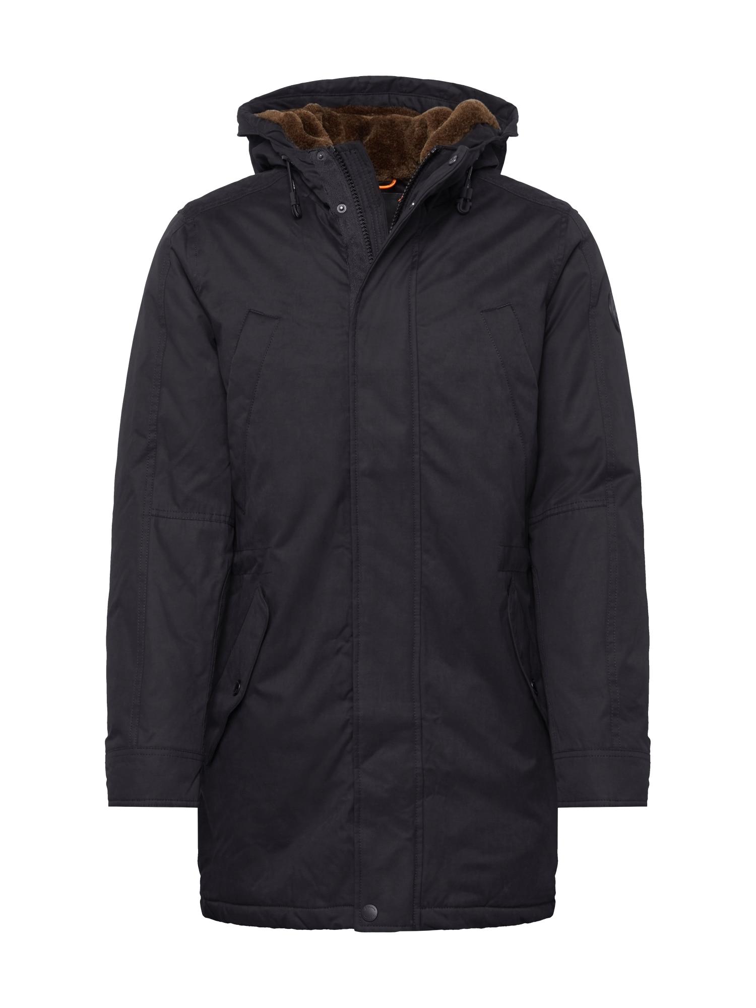 Q/S designed by Žieminis paltas juoda