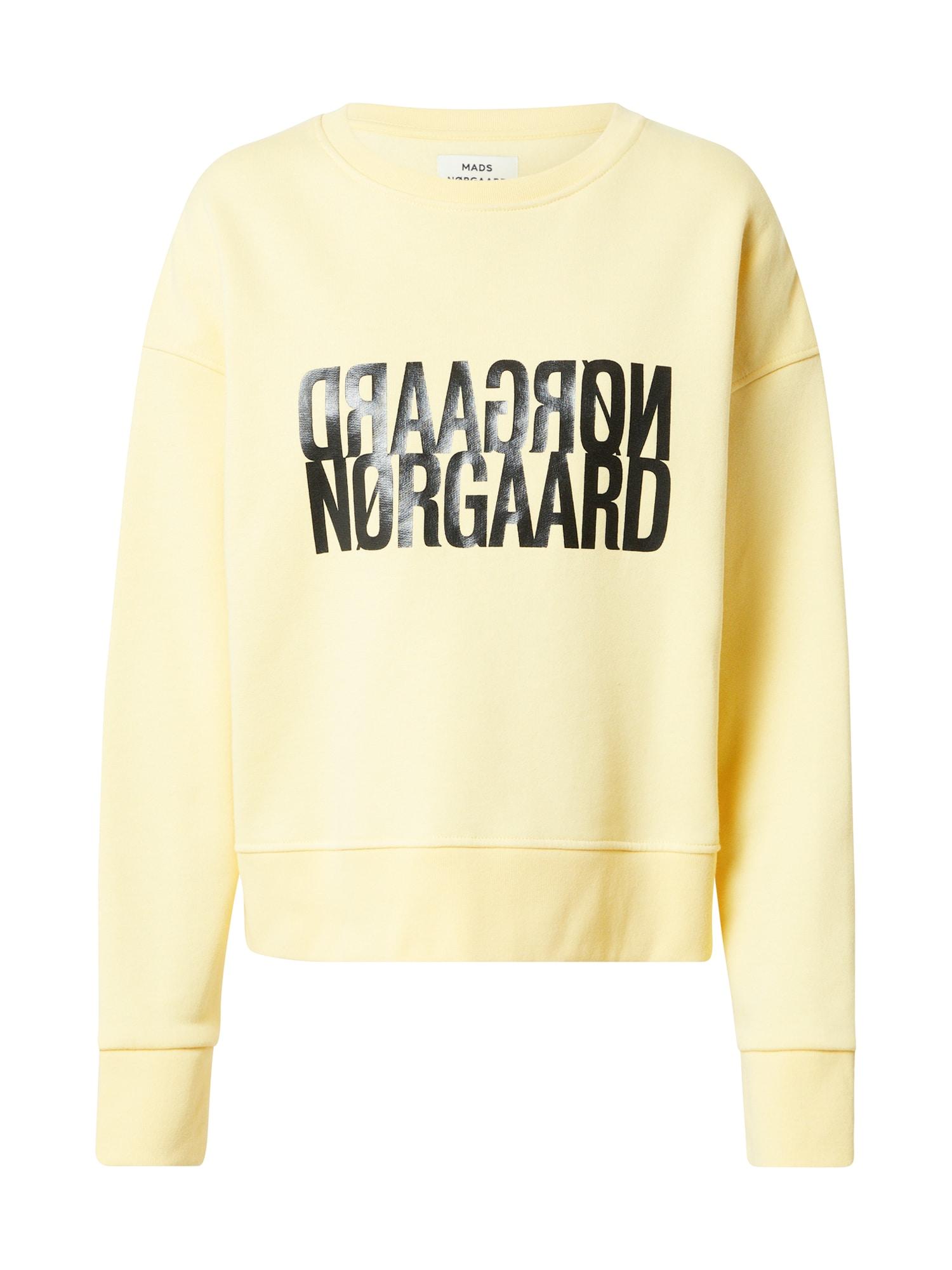 MADS NORGAARD COPENHAGEN Megztinis be užsegimo