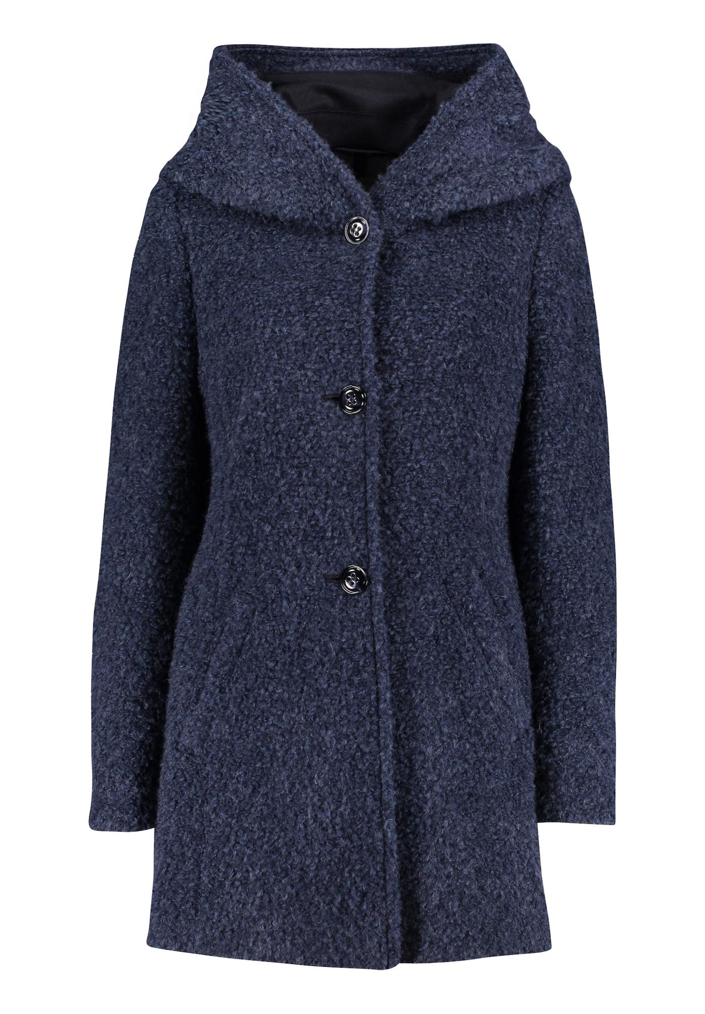 GIL BRET Žieminis paltas tamsiai mėlyna