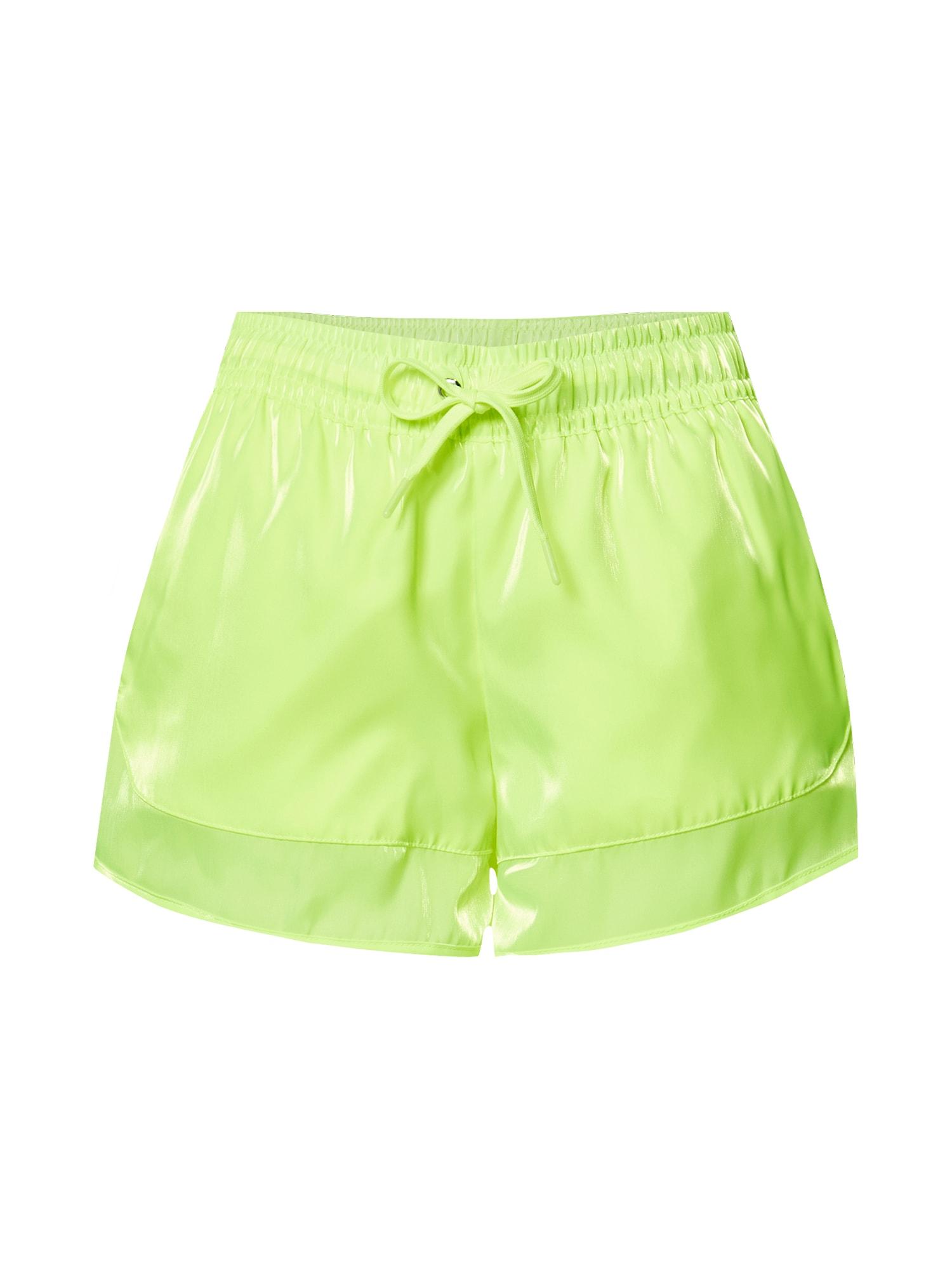 Nike Sportswear Kelnės neoninė žalia