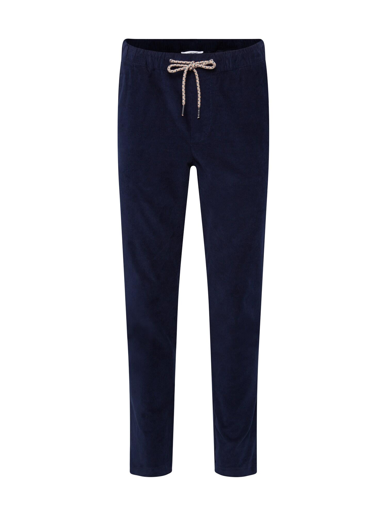 JACK & JONES Kalhoty 'Vega'  námořnická modř