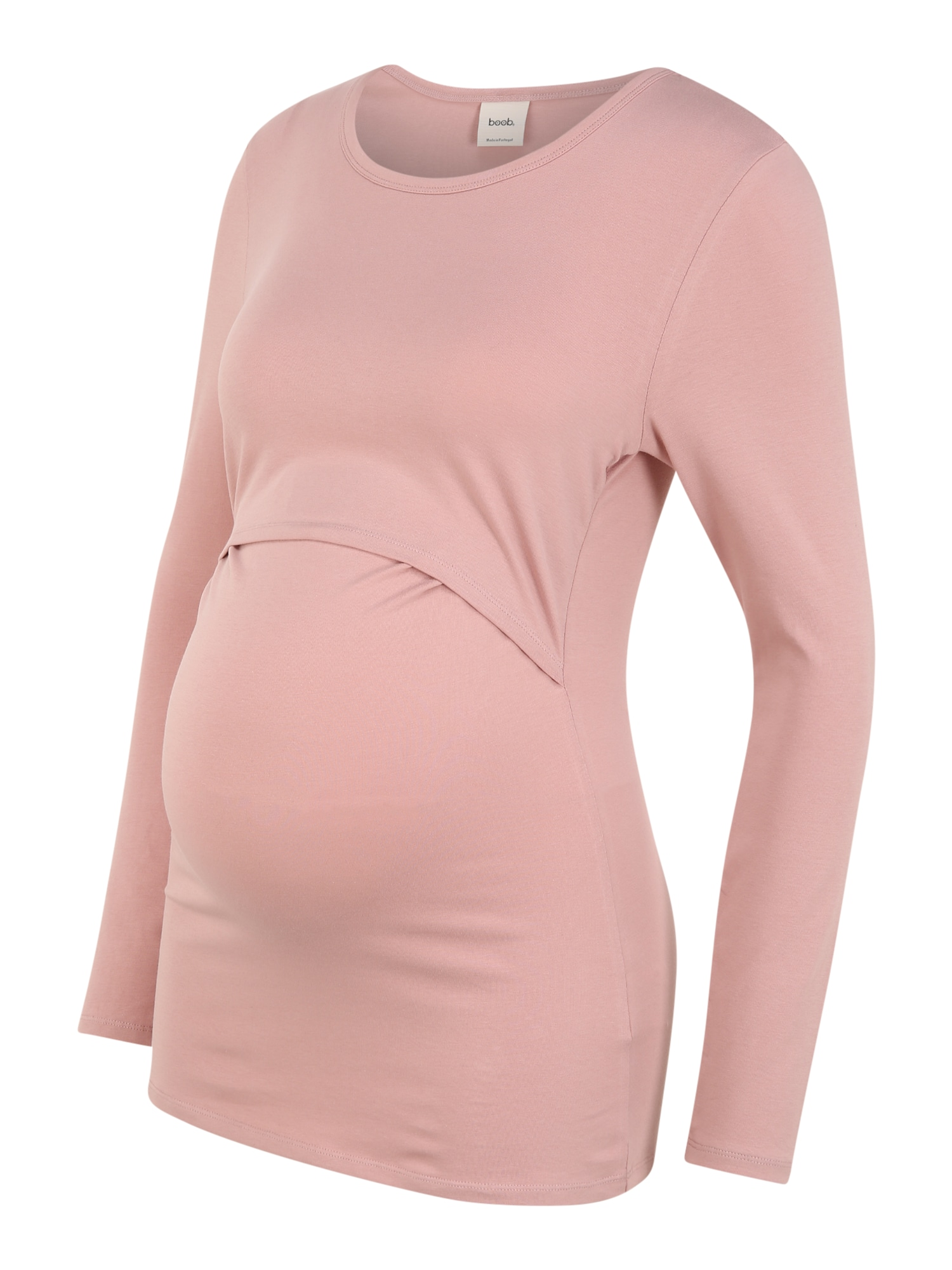 BOOB Marškinėliai rožinė