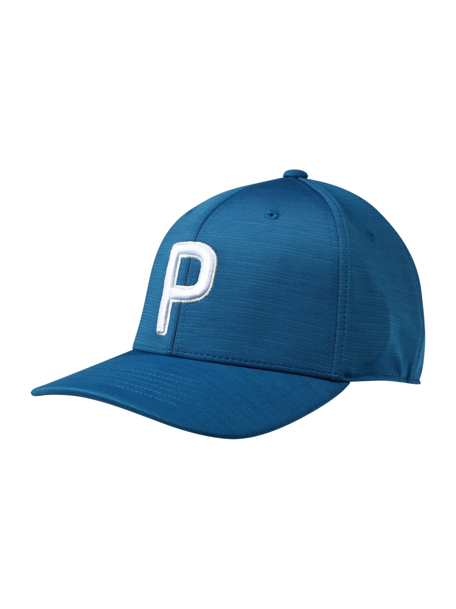 PUMA Sportinė kepurė mėlyna / balta