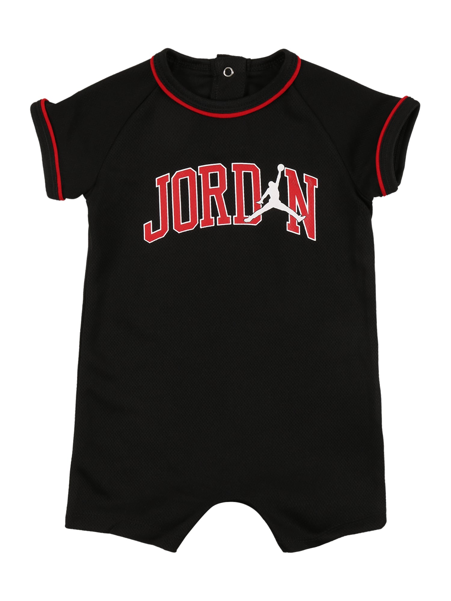 Jordan Kombinezonas juoda / balta / raudona