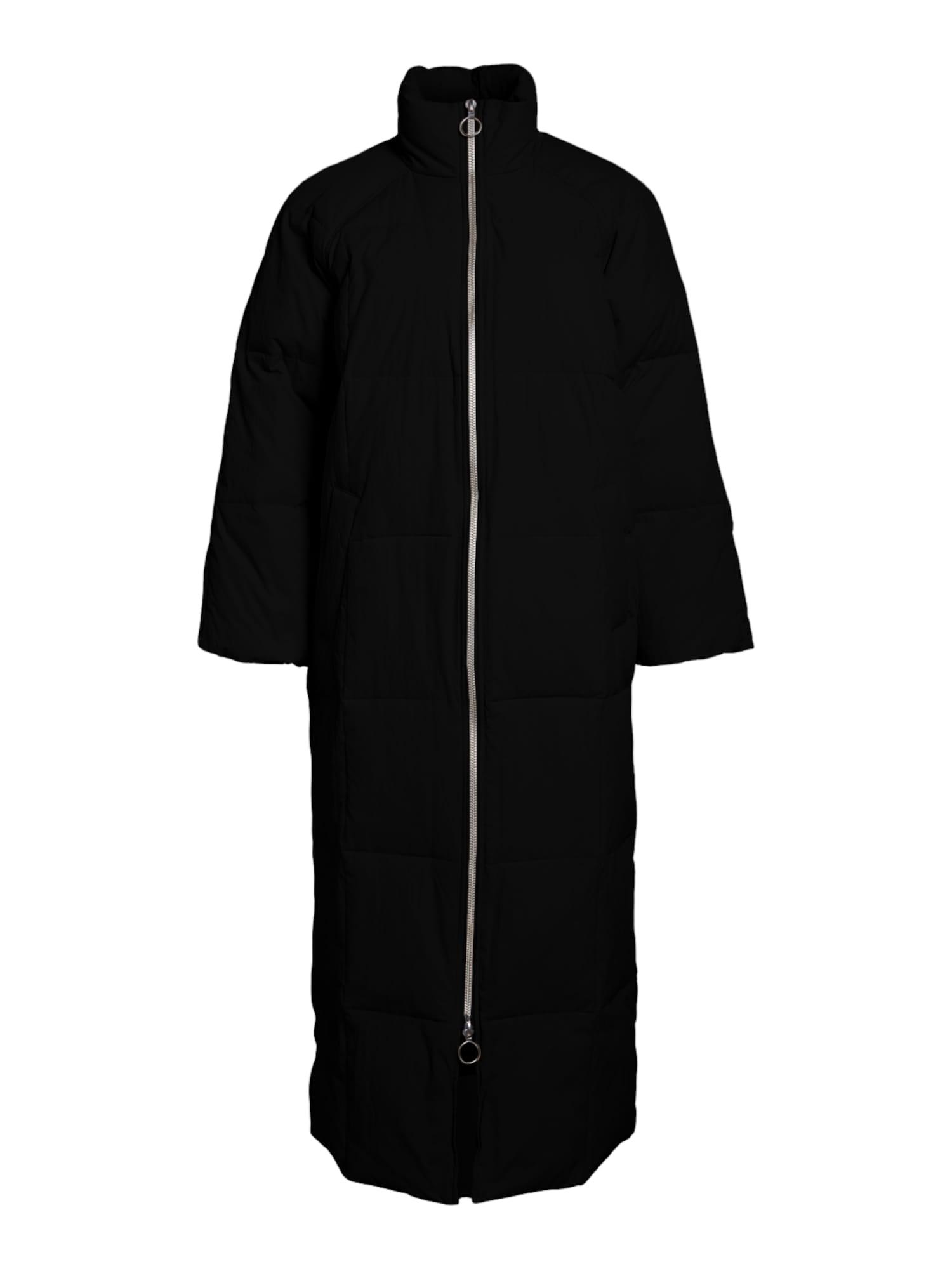 OBJECT Zimní kabát 'Angea'  černá