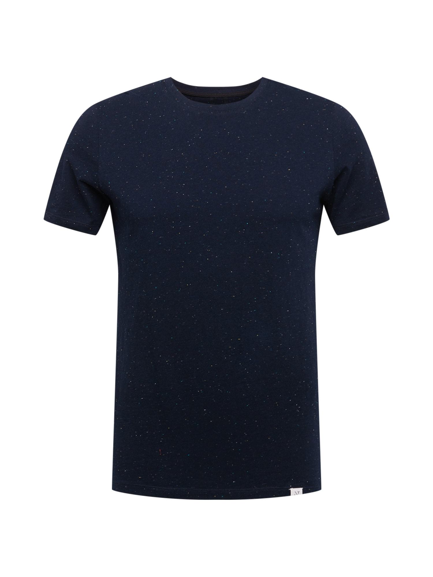 NOWADAYS Marškinėliai tamsiai mėlyna