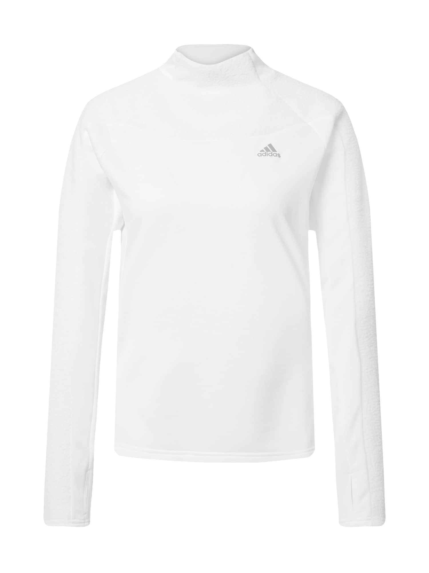 ADIDAS PERFORMANCE Sportiniai marškinėliai 'WARM' balta