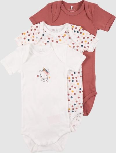 Name It Baby Rose Pink Body 3er-Pack