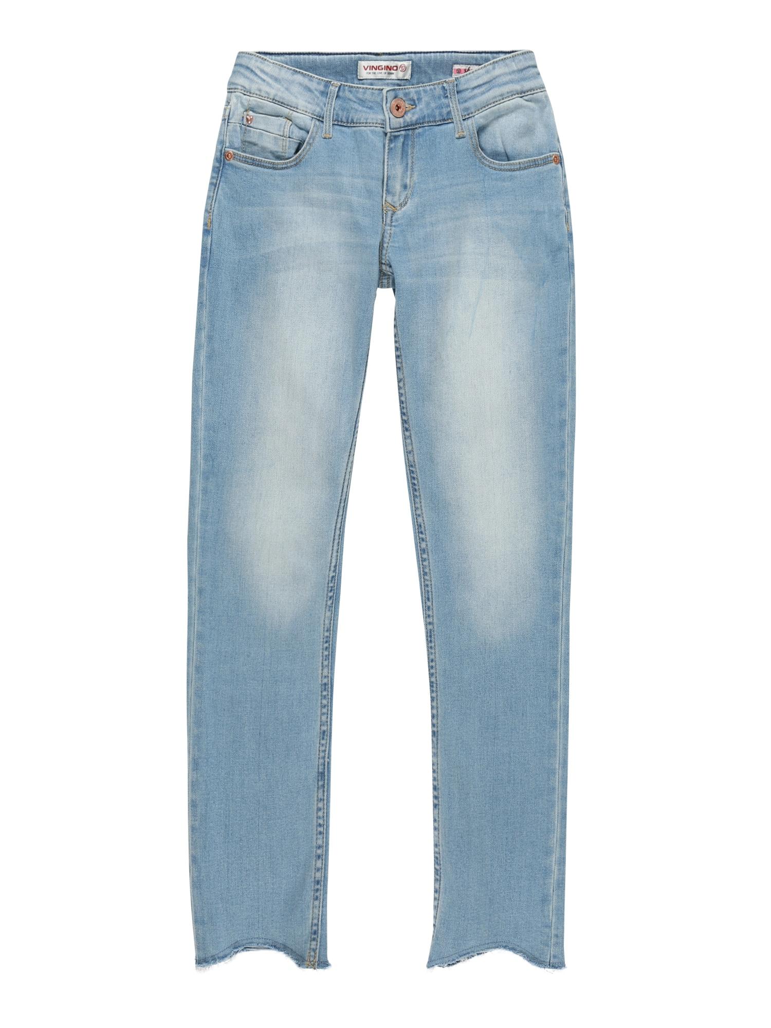 VINGINO Džinsai tamsiai (džinso) mėlyna