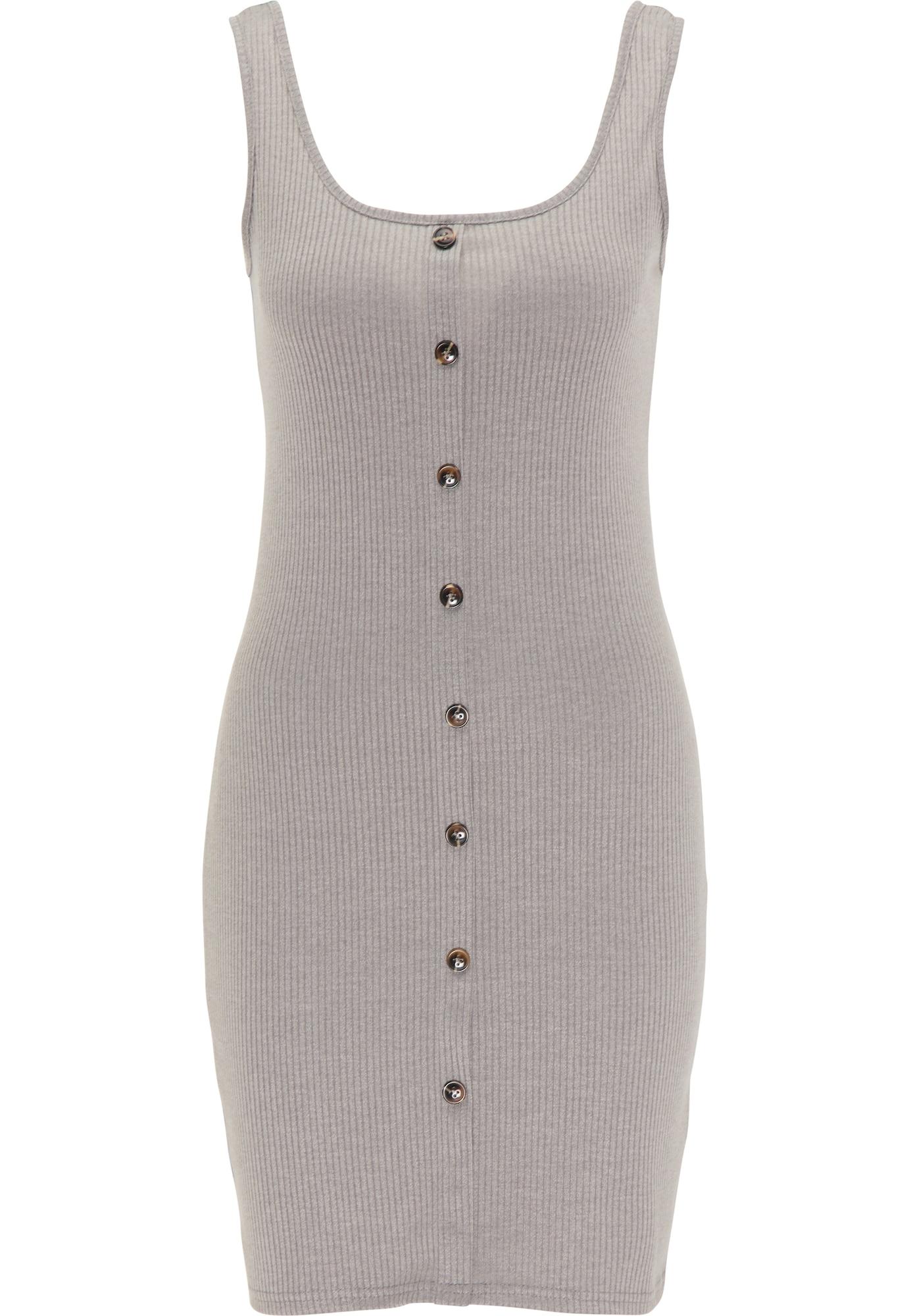 MYMO Vasarinė suknelė pilka