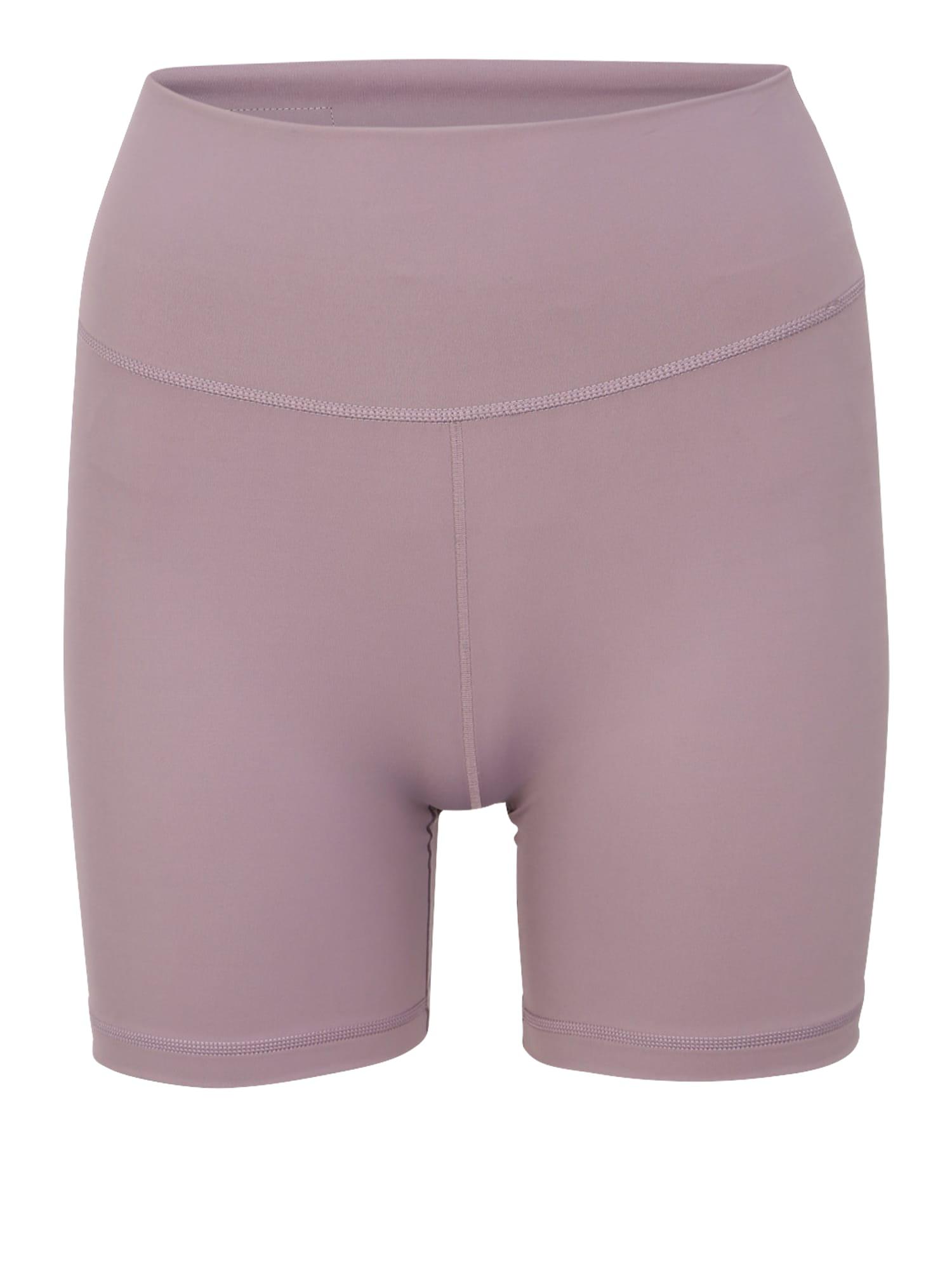 ADIDAS PERFORMANCE Sportinės kelnės rausvai violetinė spalva