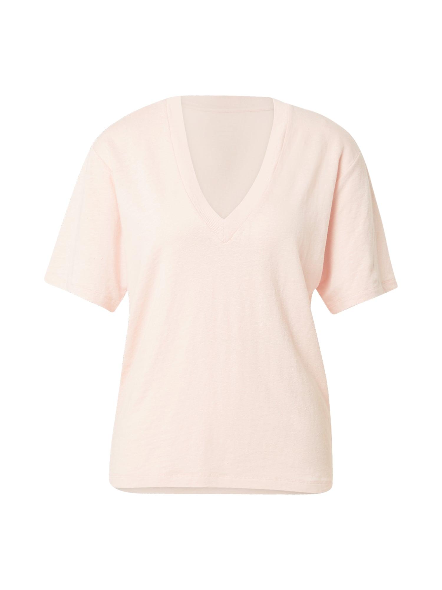10Days Marškinėliai šviesiai rožinė